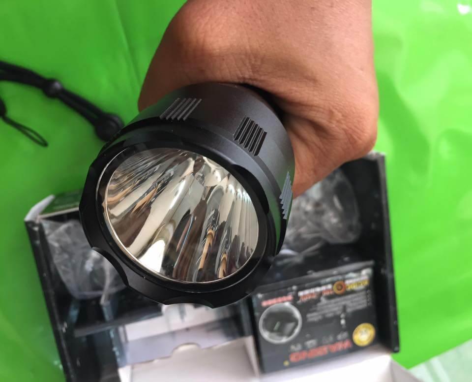 Đèn Pin Siêu Sáng Cree XM-L U2 Wasing WFL-H12