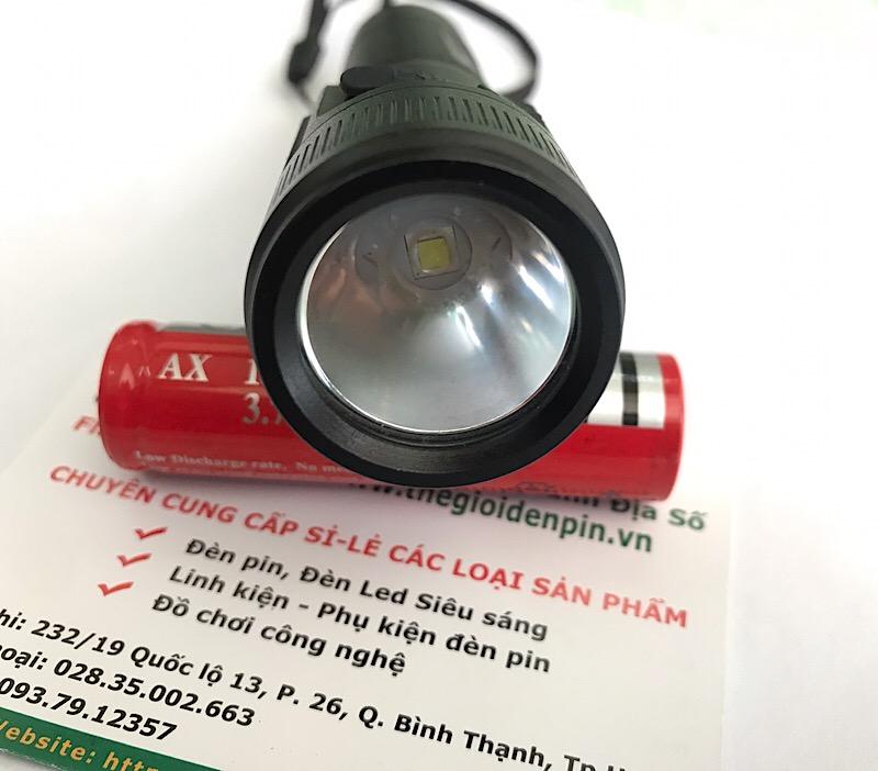Đèn sử dụng bóng Cree XM-L T6