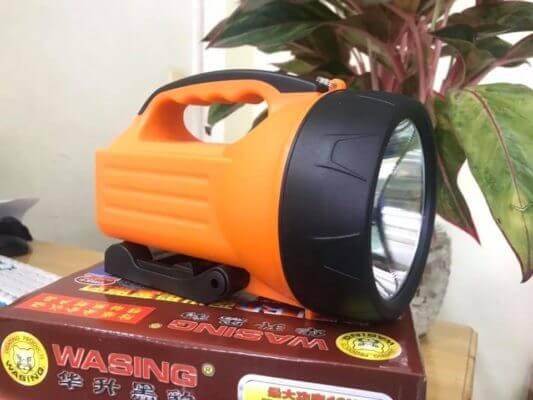 Đèn Pin Siêu Sáng Chống Cháy Nổ Wasing 827