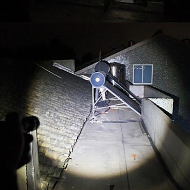 Đèn có 3 chế độ sáng : Mạnh  - Vừa - S0S Chớp