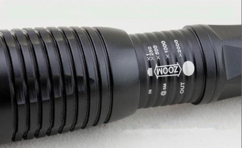 Đèn Pin Siêu Sáng Ultrafire XML T6 E6