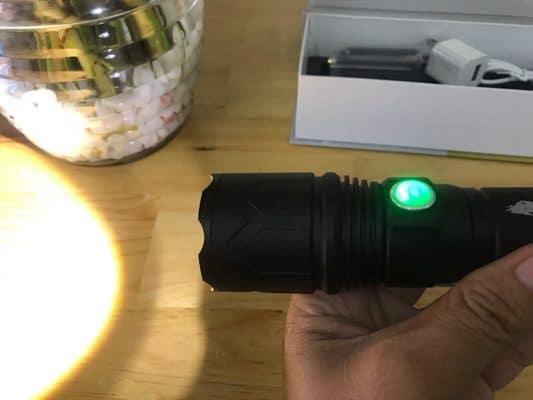 Đèn Pin Siêu Sáng Ultrafire XM-P50 T2